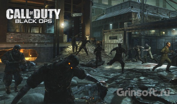 Call of Duty: Black Ops Zombies для Android