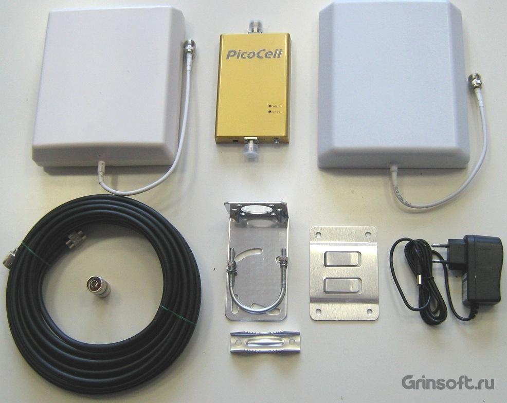 Усилитель для сигнала сотовой связи
