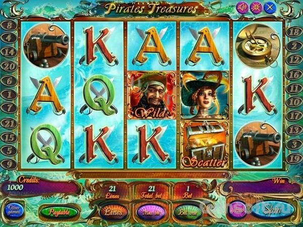 Игровые автоматы играть бесплатно pirates treasure 10 линий как играть в игровые автоматы безплатно